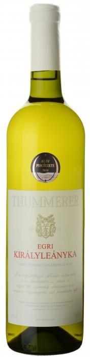 Thummerer Pince - Leányka