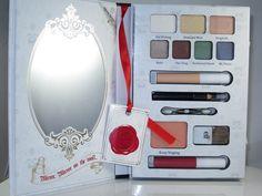 E.L.F. Snow White Beauty Book Palette Fall 2014 #snowwhite #makeup #disney