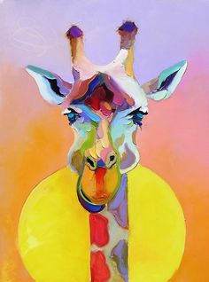 bob ransley giraffe with sun. I need $5000!! :)