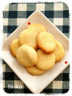 蜂蜜レモン☆プッシュクッキー