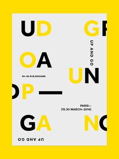 UP AND GO - Branding on Behance
