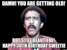 🎂 Celebrate your friends birthay we our collection of funniest Birthday Meme, share your love on all social media! 30th Birthday Meme, Best Birthday Wishes, Very Happy Birthday, Birthday Messages, Simple Birthday Message, Interesting Meme, Friends Laughing, The Good Old Days, Getting Old