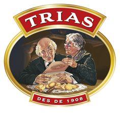 Pastisseria Trias, a Santa Coloma de Farners. Catalonia.