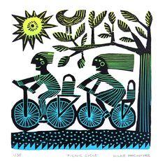 / picnic cycle / hilke macintyre /