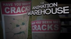 SEARCH: Have You Seen Me? The Search For Cracks (Feat. Liam Paige) The Animation Warehouse http://lostmediawiki.com/  The Lost Sesame Street Cartoon. #SesameStreet