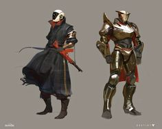 Destiny Concept Art by Ryan DeMita | Concept Art World