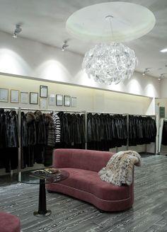 Blackglama Fur Coats by CHRISOS Furs, Kastoria