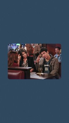 Ted And Robin, How Met Your Mother, Ted Mosby, Best Tv Series Ever, Yellow Umbrella, Mood Wallpaper, Movie Lines, Himym, I Meet You