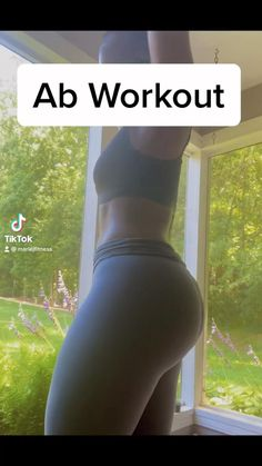 At Home Ab Workout!