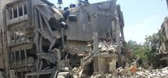 Un edificio de 13 pisos fue destruido en un ataque del ejército israelí en el que 17 personas resultaron heridas. Hasta los momentos no se han reportado bajas en el ataque de este fin de semana.