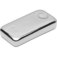10oz Perth Mint Silver Bullion Cast Bars