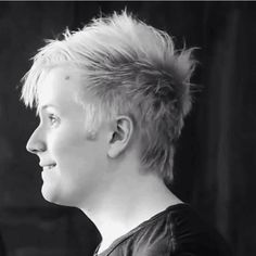 Patrick Stump and his amazing hair- possibly soul punk era