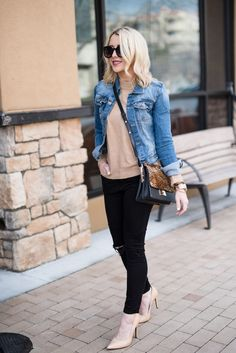5 Jean Jacket Trends and How To Wear Them - GBO Fashion