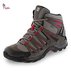 Salomon Ridge Back W, Chaussures basses women 7 Detroit/Autobhan - Chaussures salomon (*Partner-Link)