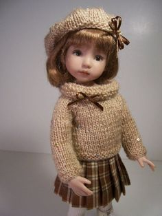 """""""Fall Fantastic"""" Made for 13"""" Effner Little Darling ~ by TDDesigns"""
