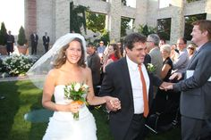 Budget Bride Tip for June 22: Skip the champagne toast. When Angela and Walter Grauer realized how much a champagne toast would set them back for their Sept. 10, 2011, wedding at the John Michael Kohler Arts Center in Sheboygan, Wis., they decided to skip it altogether.