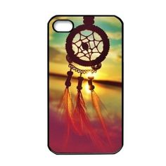 Hashex Various Painted Pattern Snap-on Hard PC Case Back Cover with Black Edges for iPhone 5 5s 5th (009-Dream Catcher Campanula) HASHEX http://www.amazon.com/dp/B00N41KU48/ref=cm_sw_r_pi_dp_8j3.tb1XK8S5B