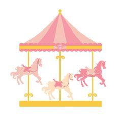 Carousel Horse Clipart Carousel clipart merry go
