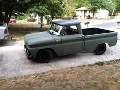 60-66 chev truck pics anyone - Page 12