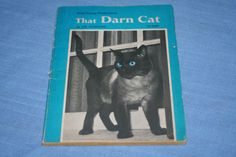 That Darn Cat Walt Disney Productions Book By by Castawayacres