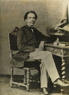 Machado de Assis, considered one of Brazil's greatest writers