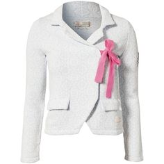 Odd Molly Lovely Knit Jacket ($290) ❤ liked on Polyvore
