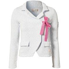 Odd Molly Lovely Knit Jacket ($290) ❤ liked on Polyvore