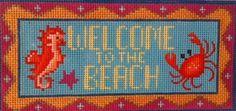 Amanda Lawford needlepoint designs at Scrim Discovery in Ocean City, NJ!