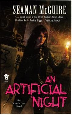 An Artificial Night by Seanan McGuire (October Daye series 3)