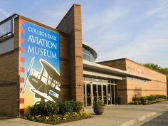 Summer Fun Day #15: Take a trip to the College Park Aviation Museum