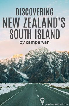 Drive around the South Island of New Zealand, starting in the city of Christchurch and winding up in Milford Sound.