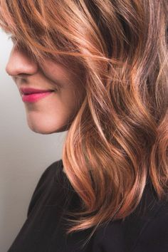 Proof That Rose Gold Ombré Looks Gorgeous With All Hair Colours