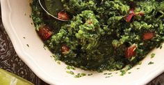 Sauce à la coriandre Vinaigrette, Palak Paneer, Vegetable Recipes, Sauces, Vegetables, Ethnic Recipes, Food, Indian Meal, Indian Cuisine