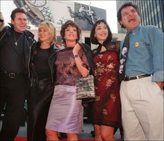 """Grease Movie Cast 