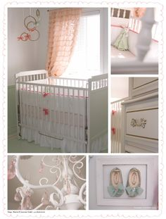 #Customframed baby shoes make for a great addition to a nursery.  Very creative #framing idea!