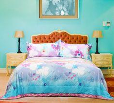 Joyous Love Silky Tencel Summer Comforter - Tencel Comforters - Comforter
