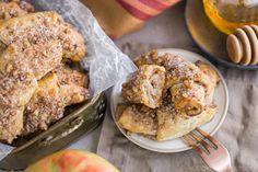 Apple Honey Rugelach - Baking A Moment