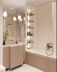 Home Interior Design .Home Interior Design Interior Design Boards, Bathroom Interior Design, Bad Inspiration, Bathroom Inspiration, Dream Bathrooms, Small Bathroom, Bathroom Ideas, Luxurious Bathrooms, Blush Bathroom