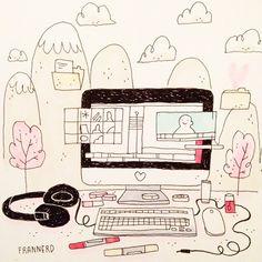 Fran Meneses @frannerd 6PM-7PM ~ #Hourly...Instagram photo | Websta (Webstagram)