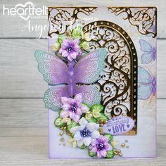 Bellisima Vida: Butterfly Birthday Love Card