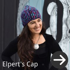 free Elpert's Cap knitting pattern