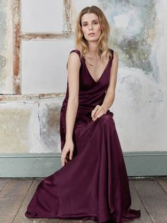 Choose your wedding dress from the best bridal and wedding shops in Surrey. We have huge collection of modern bridesmaid dresses and wedding dresses. Modern Bridesmaid Dresses, Bridesmaid Flowers, Wedding Bridesmaids, Bridesmaid Ideas, Silk Satin Dress, Satin Dresses, Prom Dresses, Gowns, Ghost Fashion