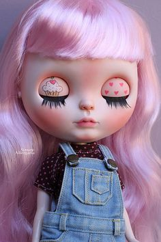 Custom commssion for Giovane   by Passion for Blythe