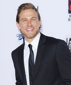 You'll Never Believe What Charlie Hunnam Is Doing Next #InStyle