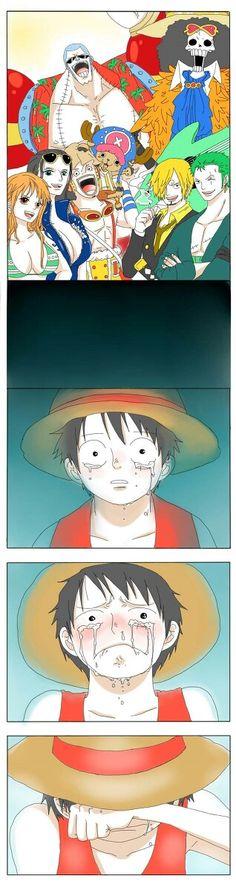 One Piece: Luffy's Birthday Short Story part 7