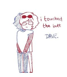 Davejohn not sure if I ship is but it's too funny