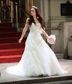 blair waldorf wedding hair - Google Search | Make-up Ideas ...