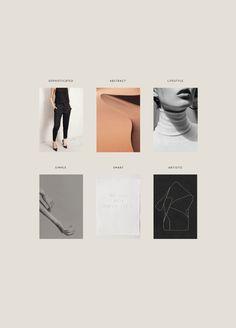 moodboard, inspiration, minimalist, minimalist, graphic, design, layout, brand tone