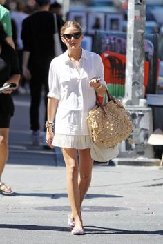 Olivia Palermo 2012 august
