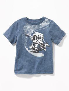 Colorado C Nature Toddler Girls Short Sleeve Crew Neck Shirt